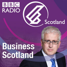 Social Media interviews by BBC Scotland's Douglas Fraser