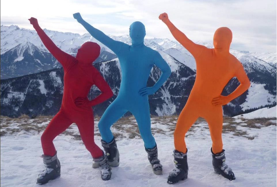 SOCIAL MEDIA CASE STUDY: MORPHSUITS