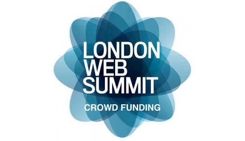 Web summit 2013: Crowd funding