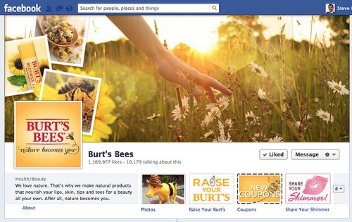 Top 20 Great Facebook Fan Pages for Business