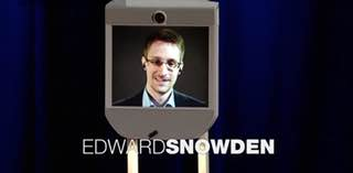 Ted Talk -  The right to Privacy - Edward Snowden