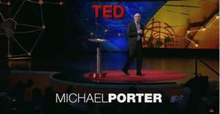 Ted talk - Why do we turn to nonprofits, NGOs and governments to solve society's biggest problems? Michael Porter
