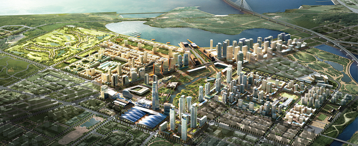 SONGDO – THE CITY OF THE FUTURE